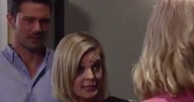 General Hospital - Maxie Confronts Amy