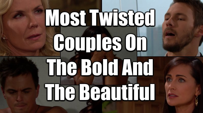 Bold and the Beautiful Most Twisted Couples