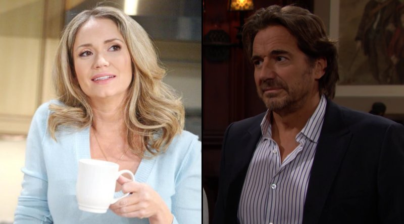 Bold and the Beautiful Twisted Couples Bridget and Ridge