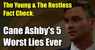 Cane Ashby's Worst Lies Ever
