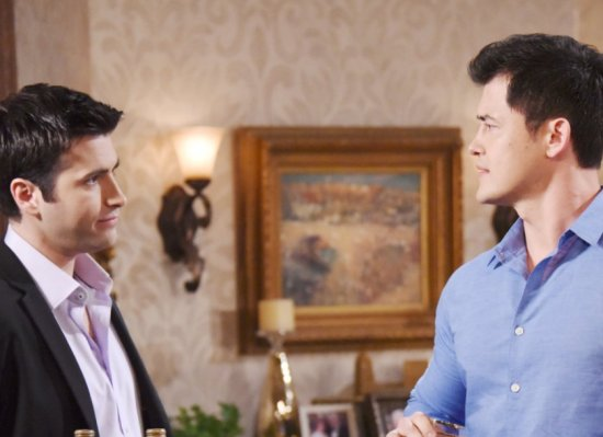 Days of Our Lives Paul and Sonny