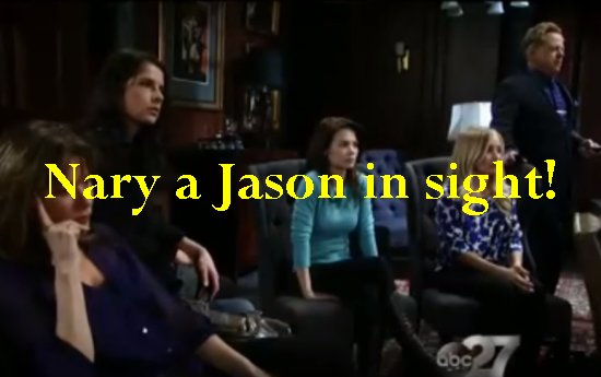 GH will reading - Jason not there