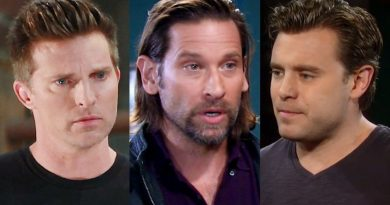 GH Steve Burton, Roger Howarth, and Billy Miller