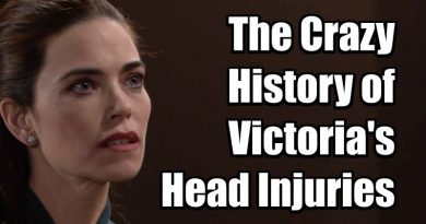 Victoria Newman's Head Injuries