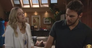 Bold and the Beautiful - Hope and Liam