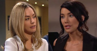 B&B's Hope and Steffy