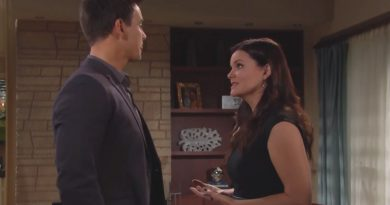 B&B stars Darin Brooks and Heather Tom