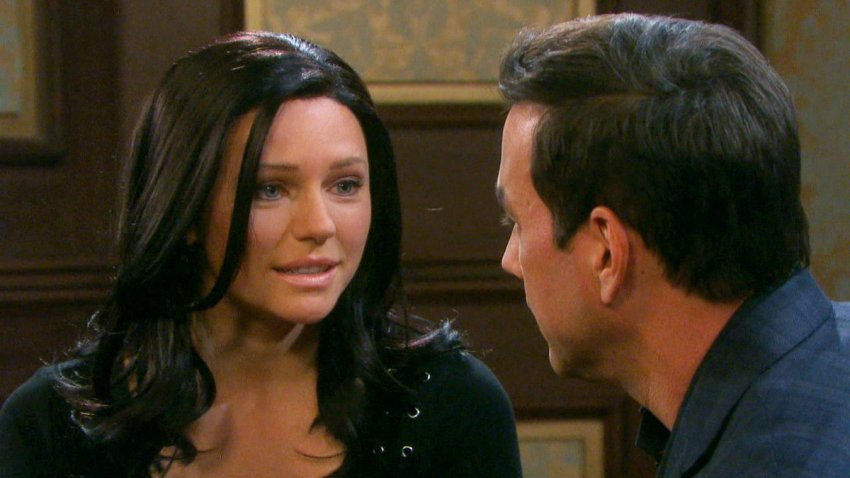 DOOL - Abigail as Abby and Stefan DiMera