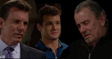 Young and the Restless - Peter Bergman, Michael Mealor, Eric Braeden
