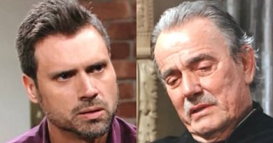 Y&R's Joshua Morrow and Eric Braeden
