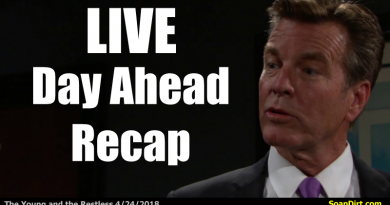 Young and Restless Live Day Ahead Recap 4/24/2018