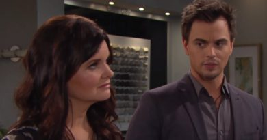 B&B's Heather Tom and Darin Brooks