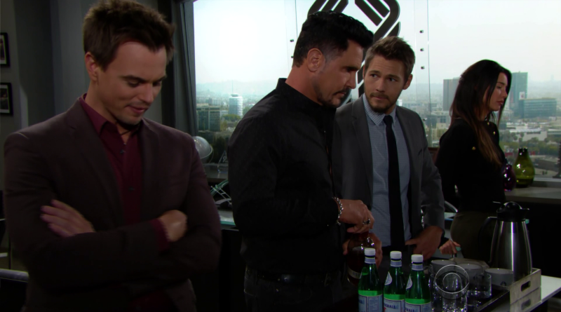Bold and the Beautiful Spoilers Dollar Bill Evil Plan to Get Steffy and Wedding Bells