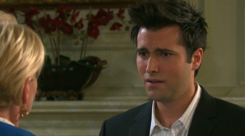 Days Of Our Lives Spoilers Sonny Hit With Sexual Harassment Suit Eve S Decision