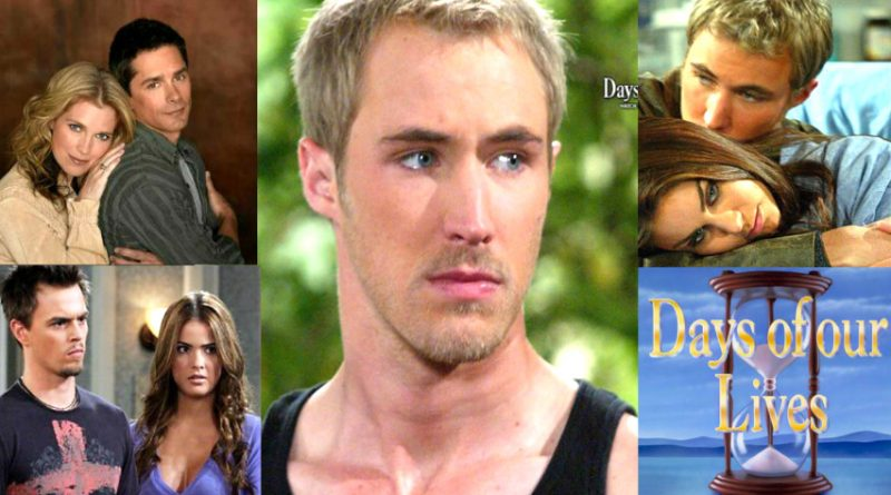 Days Of Our Lives Spoilers Kyle Lowder Cast As Days Past Character