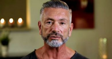 Larry Caputo has a new girlfriend