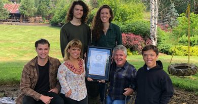 Roloff Family Little People Big World Breaks World Record