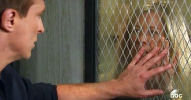 General Hospital' Spoilers: Cameron Arrested Buying Pot for Oscar
