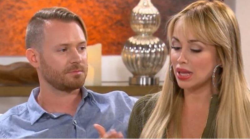 90 Day Fiance Russ and Paola Mayfield