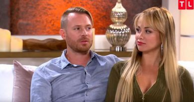 90 Day Fiance: Russ Mayfield and Paola Mayfield