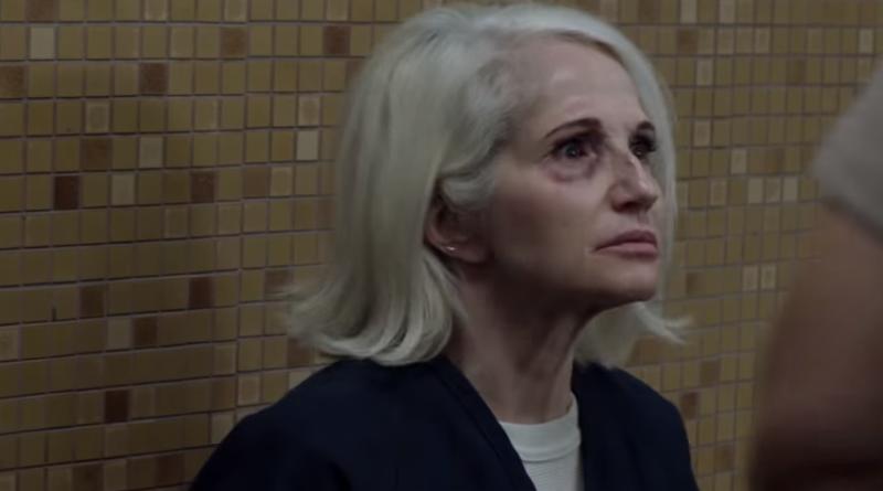 Animal Kingdom: Smurf in prison (Ellen Barkin)