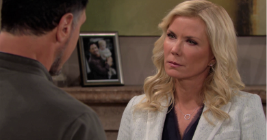 Bold and the Beautiful - Brooke Logan (Katherine Kelly Lang) - Bill Spencer (Don Diamont)