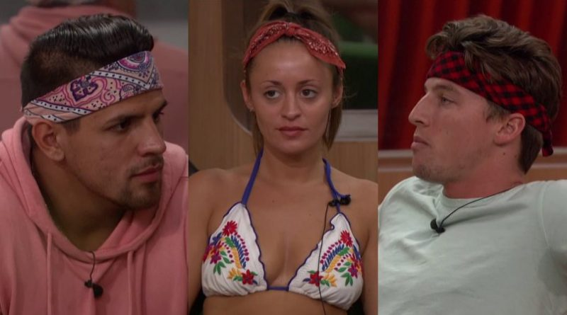 BB20 Big Brother: Faysal Shafaat - Kaitlyn Herman - Fessy - Brett Robinson