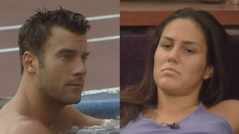 Big Brother 3: Roddy Mancuso and Chiara Berti - showmance