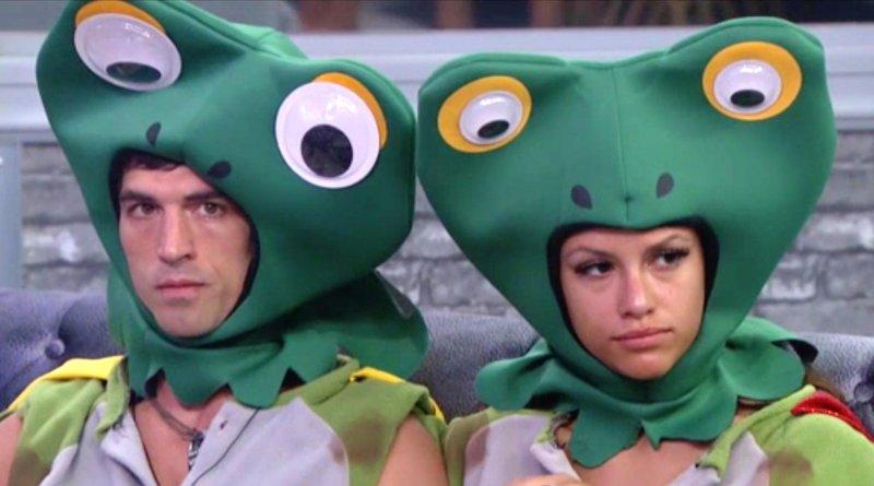 Big Brother - Jessica Graaf and Cody Nickson