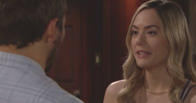 Bold and the Beautiful - Hope Logan and Liam Spencer - Annika Noelle and Scott Clifton
