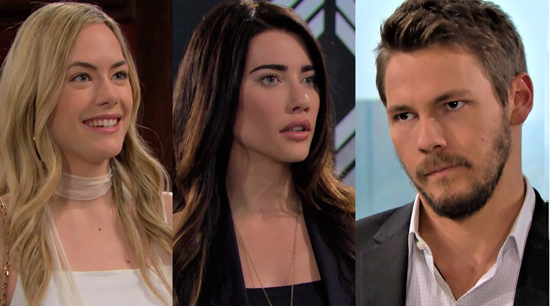 Bold and the Beautiful - Hope - Steffy - Liam