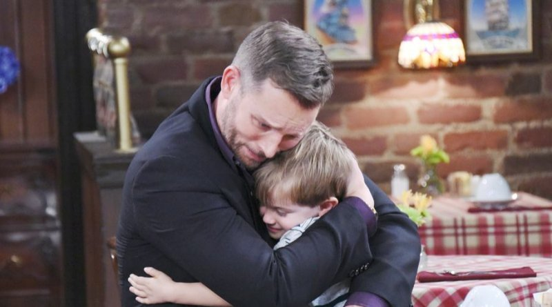 Days of Our Lives - Brady Black (Eric Martsolf)
