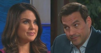 Days of Our Lives - Chloe Lane (Nadia Bjorlin) - Stefan DiMera (Tyler Christopher)