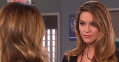 Days of Our Lives - Jordan Ridgeway - Chrishell Stause Hartley