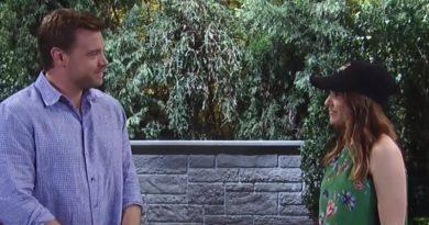 General Hospital - Drew Cain (Billy Miller) - Margaux Dawson (Elizabeth Hendrickson)