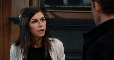 Finola Hughes Leaves General Hospital For A While