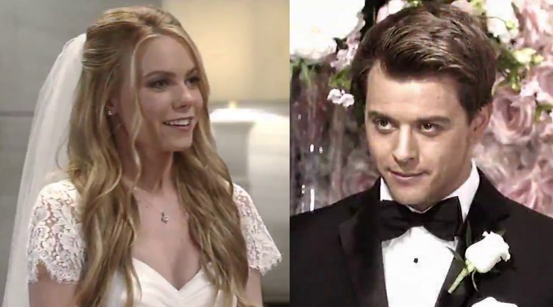 GeneralHospital - Michael Corinthos (Chad Duell) - Nelle Benson (Chloe Lanier) fake wedding death