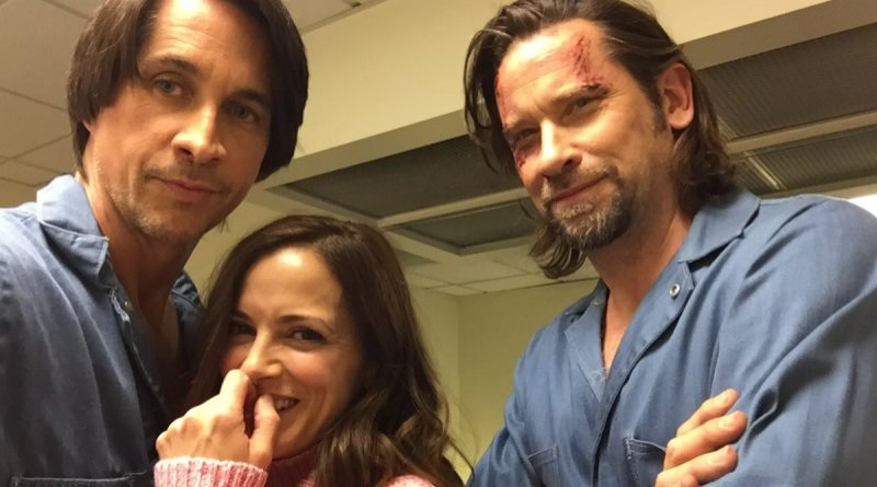 Rebecca Budig would love to play Hayden again on General Hospital