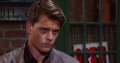 General Hospital Spoilers - Michael Corinthos Fakes Death (Chad Duell)