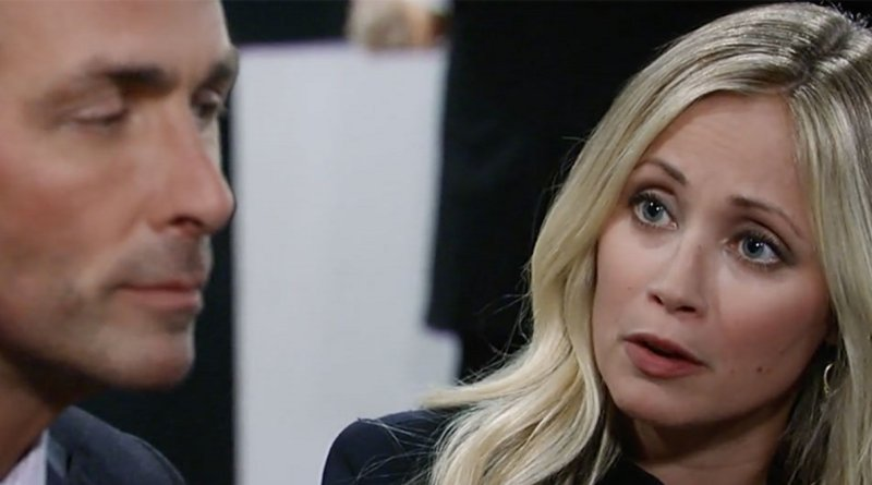 General Hospital: Valentin Cassadine (James Patrick Stuart) - Lulu Spencer Faconeri (Emme Rylan)
