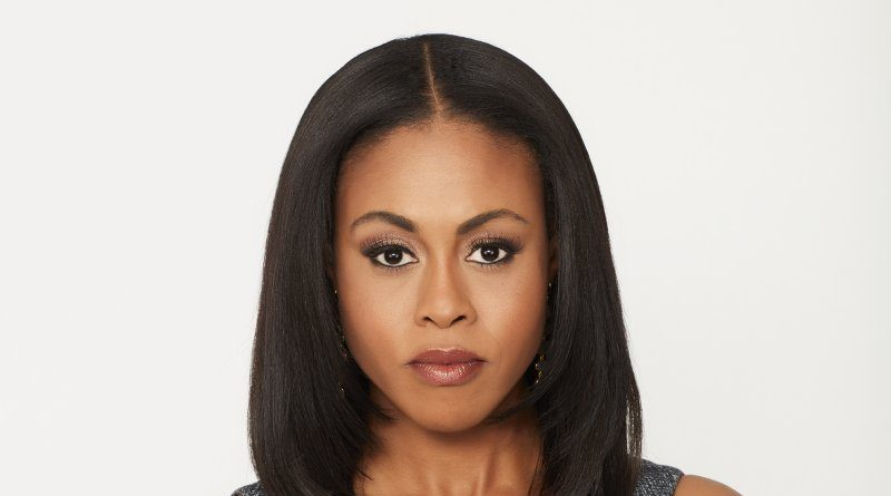 General Hospital - Vinessa Antoine - Jordan Ashford