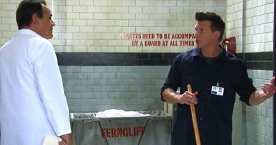 General Hospital Spoilers - Jason Morgan - Steve Burton