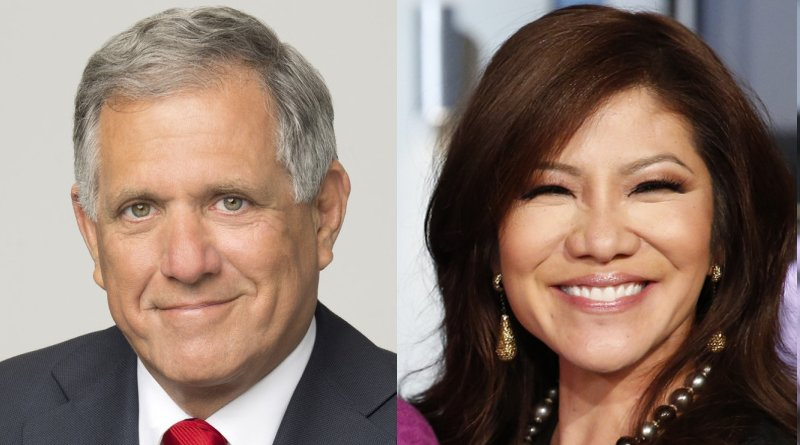 Big Brother Julie Chen and Les Moonves