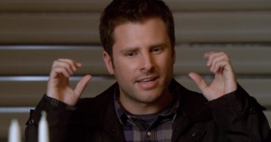 Million Little Things: James Roday (Psych)