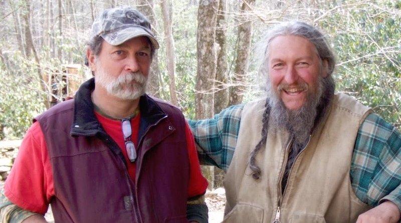 Mountain Men - Preston Roberts and Eustace Conway