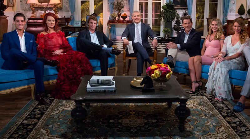 The Southern Charm reunion will include cast members such as Kathryn Dennis and host Andy Cohen.