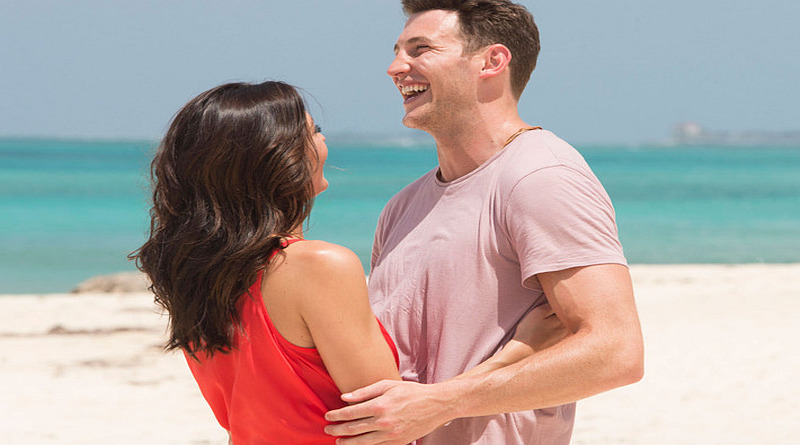 The Bachelorette - Becca Kufrin and Colton Underwood