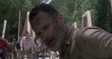 Walking Dead: Andrew Lincoln (Rick Grimes) Dies