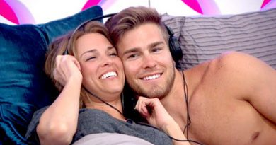 Big Brother 17 - Shelli Poole and Clay Honeycutt in a showmance