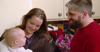 90 Day Fiance: Rachel Bear - Lucy Bear - John Walters (Before-90-Days)